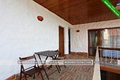 Общий балкон - Гостевой дом Casa de Lara (Дом Лара) 2 в Коктебеле, Феодосия