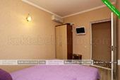 Двухкомнатный апартамент (третий этаж) - Гостевой дом Casa de Lara (Дом Лара) 2 в Коктебеле, Феодосия