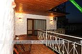 Балкон - Гостевой дом Casa de Lara (Дом Лара) 2 в Коктебеле, Феодосия
