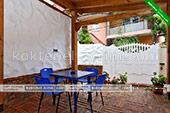 Столик - Гостевой дом Casa de Lara (Дом Лара) в Коктебеле - Феодосия