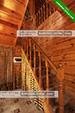 Лестница в 1м корпусе - База отдыха Троянда - Коктебель, Феодосия