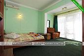 Двухместный номер во 2м корпусе - База отдыха Троянда - Коктебель, Феодосия
