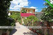 Вид дома и двора - Частный сектор на ул. Победы 13 в Коктебеле, Феодосия