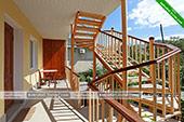 Балкон - Частный сектор на ул. Победы 13 в Коктебеле, Феодосия