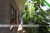 Блкон - частный дом на ул. Айвазовского 7 в Коктебеле, Феодосия