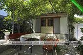 Столик - частный дом на ул. Айвазовского 7 в Коктебеле, Феодосия