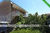Вид дома - частный дом на ул. Айвазовского 7 в Коктебеле, Феодосия