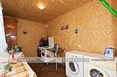 Общая кухня - частный дом Киммерия в Коктебеле, Феодосия