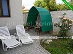 Крыльцо - отдельный дом в Коктебеле, Феодосия