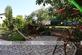 Зона мангала - отдельный дом в Коктебеле, Феодосия