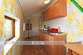 Общая кухня - гостевой дом на ул. Ленина 110Т в Коктебеле, Феодосия