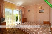 Второй номер - гостевой дом на ул. Ленина 110Т в Коктебеле, Феодосия