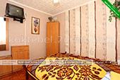 Двухкомнатный номер 2 - гостевой дом на ул. Ленина 110Т в Коктебеле, Феодосия