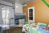 Номер три - частный сектор Крымский дворик в Коктебеле - Феодосия