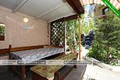 Столики - гостиница в Литфонде - Коктебель Феодосия