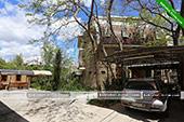Общий вид - гостиница в Литфонде - Коктебель Феодосия