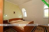 Трехкомнатный номер - гостиница в Литфонде - Коктебель Феодосия