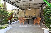 Беседка - гостиница в Литфонде - Коктебель Феодосия
