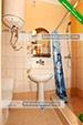Трехместный номер с удобствами - частный сектор на Калинина 9 в Коктебеле - Феодосия