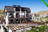 Смотреть гостевой дом Серенада в Коктебеле