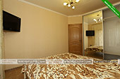 Первая комната - Гостевой дом У Фили в Коктебеле - Феодосия