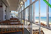 Кафе - Отель Крым в Коктебеле - Феодосия