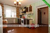 Кухня - апартаменты 1й этаж в частном доме на ул. Ленина 120Б