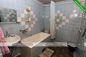 Ванная комната - апартаменты 1й этаж в частном доме на ул. Ленина 120Б