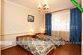 Вторая комната - апартаменты 1й этаж в частном доме на ул. Ленина 120Б