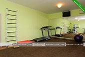 Спортзал - гостевой дом на Стамова 17 в Коктебеле - Феодосия