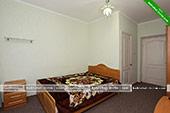 Двухместный номер - гостевого дома на Стамова 17 в Коктебеле - Феодосия