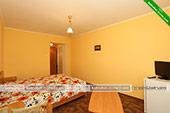 Трех-четырехместный номер - гостевого дома на Стамова 17 в Коктебеле - Феодосия