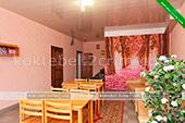 Холл - гостевого дома на Стамова 17 в Коктебеле - Феодосия