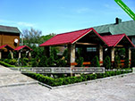 Территория - отель Sea Rock Коктебель, Феодосия