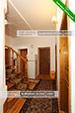 Коридор на этаже в доме - частный сектор на Мичурина 6 - Коктебель, Феодосия