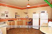 Общая кухня - гостевой дом Панорама - Коктебель, Феодосия