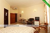 Номер Стандарт А - гостиница Караголь - Коктебель, Феодосия
