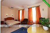 Двухкомнатный номер - гостиница Караголь - Коктебель, Феодосия