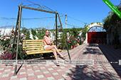 Отдыхающие - гостевой дом Аквамарин в Коктебеле - Феодосия