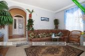 Холл - гостевой дом Аквамарин в Коктебеле - Феодосия
