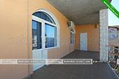 Балкон номер - гостевой дом Аквамарин в Коктебеле - Феодосия