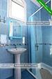 Санузел номер - гостевой дом Аквамарин в Коктебеле - Феодосия