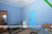 Двухместны номер - гостевой дом Аквамарин в Коктебеле - Феодосия