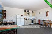 Общая кухня - гостевой дом Аквамарин в Коктебеле - Феодосия