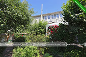 Вид на дом - частный сектор Мичурина 4 в Коктебеле - Феодосия