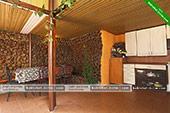 Кухня - гостевой дом Грация Мичурина 7 в Коктебеле - Феодосия