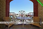 Балкончик - гостевой дом Фаворит в Коктебеле - Феодосия