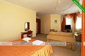 Панорамный номер - гостевой дом Фаворит в Коктебеле - Феодосия