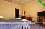 Стандартный двухместный номер - гостевой дом Фаворит в Коктебеле - Феодосия