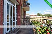 Балкон - гостевой дом Фаворит в Коктебеле - Феодосия